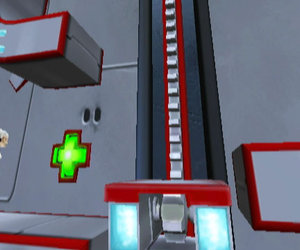 Aya and the Cubes of Light Screenshots