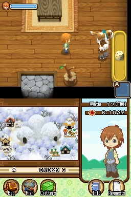 Harvest Moon: The Tale of Two Towns Videos
