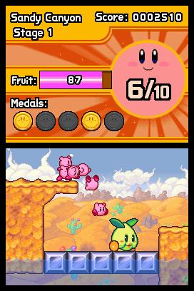 Kirby Mass Attack Videos