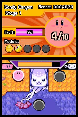 Kirby Mass Attack Files