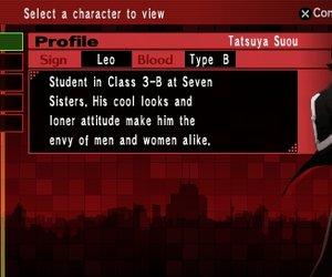 Shin Megami Tensei: Persona 2: Innocent Sin Chat