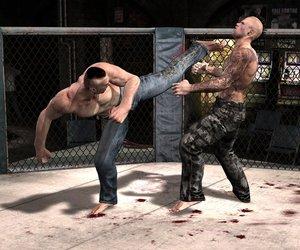Supremacy MMA Screenshots