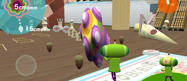Touch My Katamari News