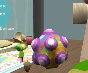 Touch My Katamari Screenshots