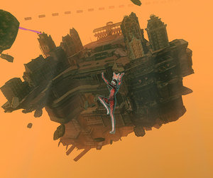 Gravity Rush Screenshots