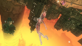 Gravity Rush Screenshot from Shacknews