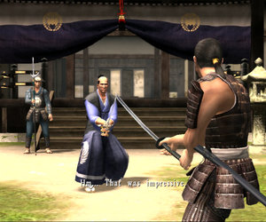 Way of the Samurai 3 Chat
