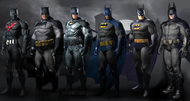 Batman: Arkham City skins DLC are timed exclusives