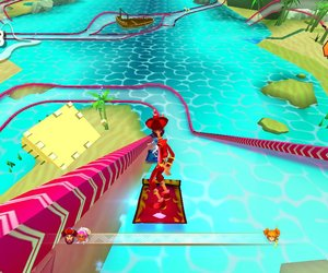 Aladdin: Magic Racer Screenshots