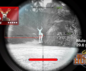 Cabela's Big Game Hunter 2012 Screenshots