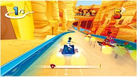Aladdin Magic Racer Screenshot from Shacknews
