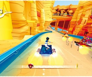 Aladdin: Magic Racer Files