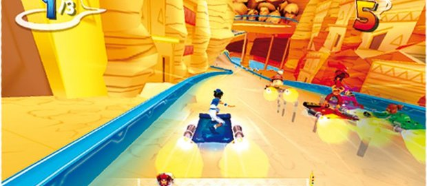 Aladdin: Magic Racer News