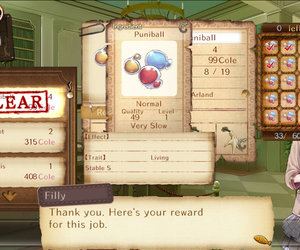 Atelier Totori: The Adventurer of Arland Chat