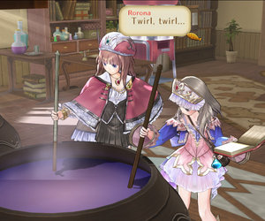 Atelier Totori: The Adventurer of Arland Screenshots
