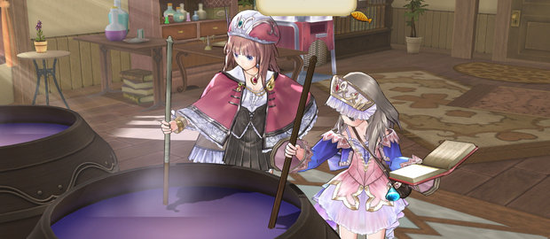 Atelier Totori: The Adventurer of Arland News