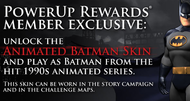 Arkham City 'Animated' skin is GameStop exclusive, PC version delayed