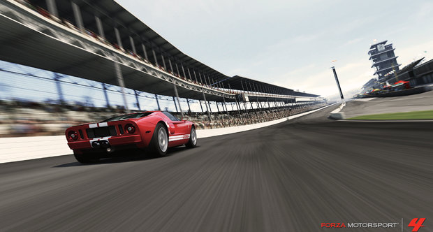 Forza Motorsport 4 American Muscle &amp; Indianapolis Motor Speedway DLC screenshots