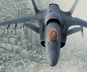 Ace Combat: Assault Horizon Screenshots