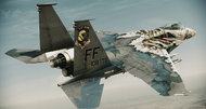 Ace Combat: Assault Horizon skin contest screenshots