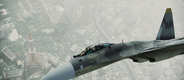 Ace Combat: Assault Horizon News