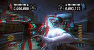 House of the Dead: Overkill PS3 supports anaglyphic 3D