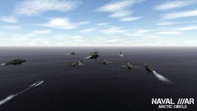 Naval War: Arctic Circle Screenshot from Shacknews