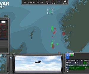 Naval War: Arctic Circle Screenshots