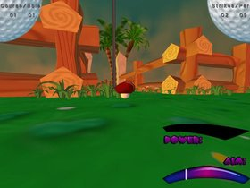 1001 Minigolf Challenge Screenshot from Shacknews