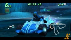 Ben 10: Galactic Racing Screenshot from Shacknews