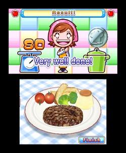 Cooking Mama 4: Kitchen Magic Screenshots