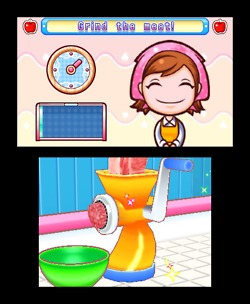 Cooking Mama 4: Kitchen Magic Screenshots