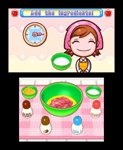 Cooking Mama 4: Kitchen Magic Files