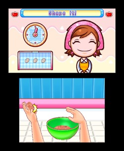 Cooking Mama 4: Kitchen Magic Videos