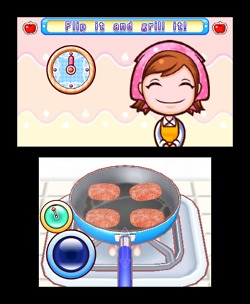 Cooking Mama 4: Kitchen Magic Chat