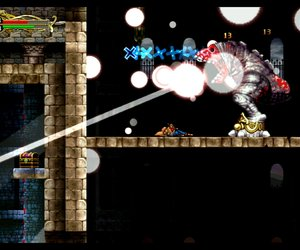 Castlevania: Harmony of Despair Screenshots