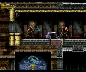 Castlevania: Harmony of Despair Screenshots