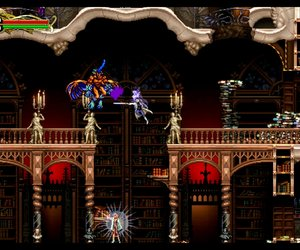 Castlevania: Harmony of Despair Files