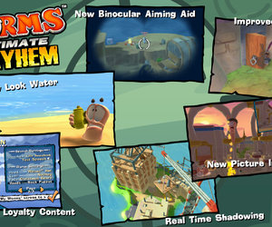 Worms Ultimate Mayhem Chat