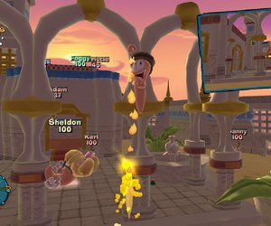 Worms Ultimate Mayhem Screenshots