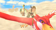 Zelda: Skyward Sword videos show off romance, swordplay