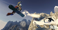 First SSX 'Massive World' trailer explains 'Mountain Man' tech
