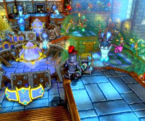 Dungeon Defenders Screenshots