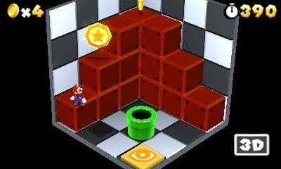 Super Mario 3D Land Screenshots