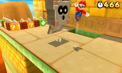 Super Mario 3D Land Screenshots