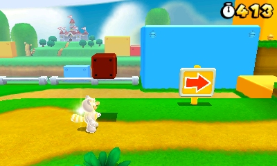Super Mario 3D Land Chat