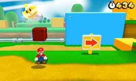 Super Mario 3D Land Screenshot from Shacknews