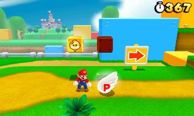 Super Mario 3D Land Files