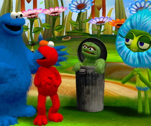 Sesame Street: Once Upon a Monster Chat