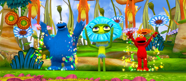 Sesame Street: Once Upon a Monster News